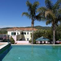 Property of the week: SILVES – Detached 3+1-bedroom countryside villa with cascade pool