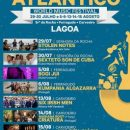 Lagoa hosts world music festival with free shows in Carvoeiro and Ferragudo