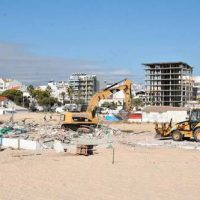 Phase two' of Monte Gordo's beach revamp launched