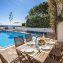 Property of the week: CARVOEIRO – Frontline 3-bed semi-detached villa with pool in a fantastic location