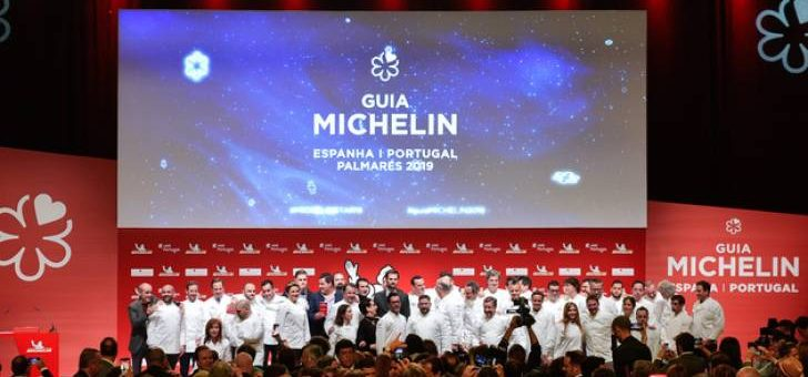 Four new Michelin stars and three newcomers for Portugal!