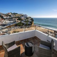 Property of the week: CARVOEIRO – Charming 2-bed cottage with spectacular sea views