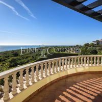 Property of the week: CARVOEIRO – Stunning 4-bed villa with heated pool and fantastic sea views