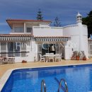 Property of the week: CARVOEIRO – 4-bed villa with heated pool and sea views                               –