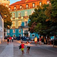 Peaceful country index sees Portugal promoted to third place
