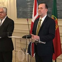 UK and Portugal sign bilateral agreement to protect citizens' voting rights after EU exit