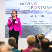 "All set for London and Manchester ""Moving to Portugal"" events"